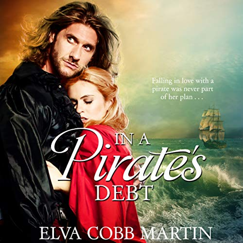 In a Pirate's Debt audiobook cover art