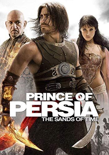 YGVXX Rompecabezas de 1000 Piezas para Adultos, Carteles de películas de Prince of Persia, Material de Madera para niños, Juegos Familiares, Alivio del estrés, Regalo de cumpleaños, Bricolaje