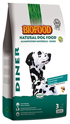 3 KG Biofood diner hondenvoer