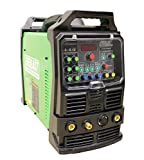 2021 PowerTIG 250EX AC/DC Pulse TIG Stick Welder, IGBT~1/~3 Phase 220v