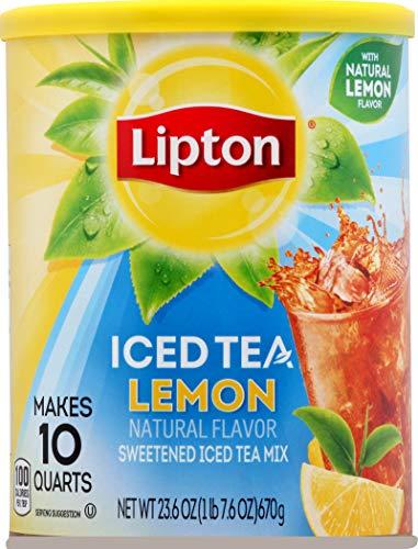 Lipton Iced Tea Lemon 751g (Lipton Eistee Zitrone)
