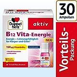 Doppelherz B12 Vita-Energie Trinkfläschchen – Energie und Leistungsfähigkeit für Körper und...