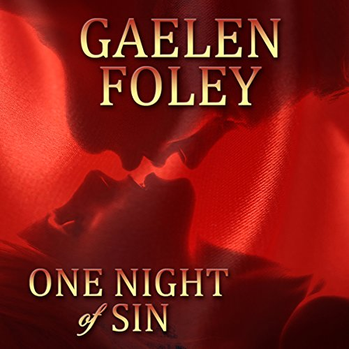 One Night of Sin: A Novel audiobook cover art