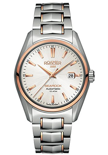 Roamer orologio uomo Searock automatico 210633 49 25 20