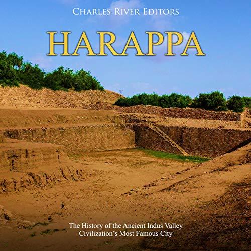 Harappa audiobook cover art