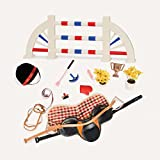 Our Generation BD37356 Doll Equestrian Riding Set