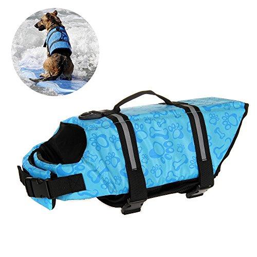 Chaleco salvavidas, chaleco salvavidas, chaleco salvavidas, chaleco de seguridad para perros para natación, canotaje, caza