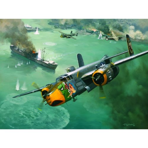 SunsOut 37603 - Luftkrieg über China - Puzzle 1000 Teile