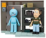 McFarlane Toys Rick & Morty Smith Garage Rack Small Construction Interlocking Building Set