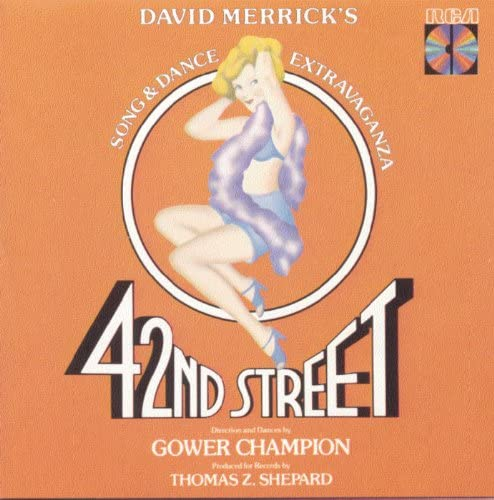 Original Broadway Cast of 42nd Street