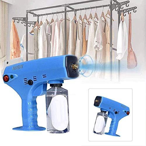 Qiutianchen Spritzer tragbare Nano-Dampfpistole Desinfektionsmaschine Haarspray für Krankenhäuser, Zuhause, Hotel, Auto, Schönheit, Salon