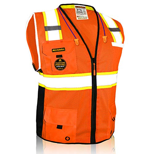 best construction safety vest