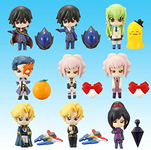Lelouch of the Prop Plus Petit Code Geass Lelouch of the Rebellion R2 Vol.2 BOX (japan import)
