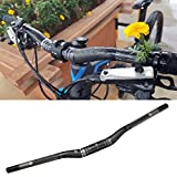 AmaZeus TOSEEK Full Carbon Fiber Road Bike Bent Handlebar, Size: 700mm (Matte)