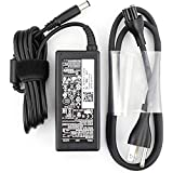 Dell Laptop Charger 65W watt 7.4mm tip AC Power Adapter,Power Supply Include Power Cord Computer Replacement AC for Inspiron n5110 3521 3537,Latitude 3300 3380 3480 E5430,Wyse 5070,06TM1C,19.5V 3.34A