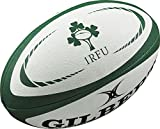 Gilbert Irlande Ballon de Rugby Réplique Midi Taille 2