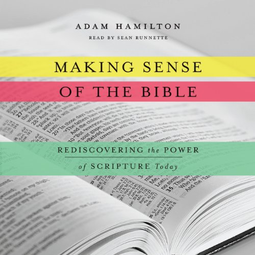 Making Sense of the Bible audiobook cover art