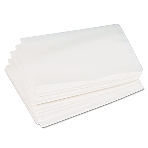 Laminationers 6277641 3 Mil Clear Letter Size Thermal Laminating Pouches 9 X 11.5 100 Hot Glossy Thermal Lamination Sheet Laminator