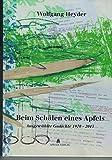 ISBN zu Beim Schälen eines Apfels: Ausgewählte Gedichte 1970-2015