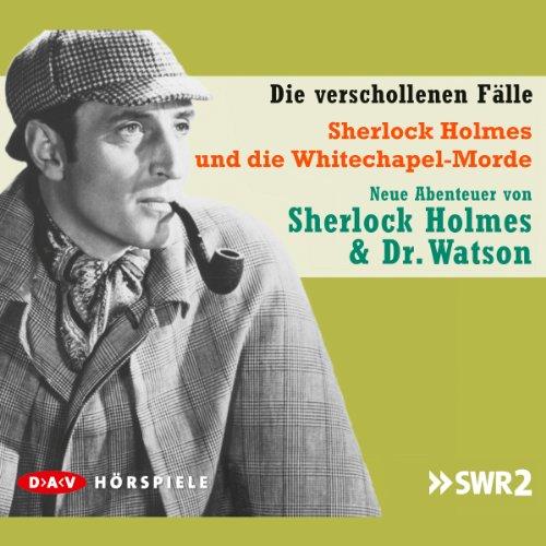 Sherlock Holmes und die Whitechapel-Morde Titelbild