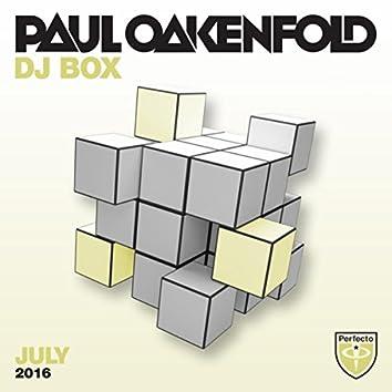 DJ Box - July 2016