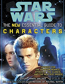 The New Essential Guide to Characters  Star Wars