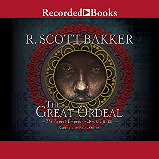 The Great Ordeal audiobook cover art