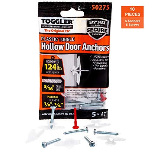 nickel bross/é Diameter:65mm Probrico 304/en acier inoxydable encastr/é Flush Pull Poign/ées rondes Diam/ètre 50/mm et 60/mm avec des vis