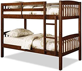 essential home belmont bunk bed