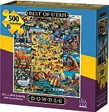 Dowdle Jigsaw Puzzle - Best of Utah - 500 Piece