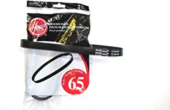 Vacuum Cleaner Bags 2 GENUINE HOOVER WINDTUNNEL T-SERIES BELTS 562289001 AH20065 style 65