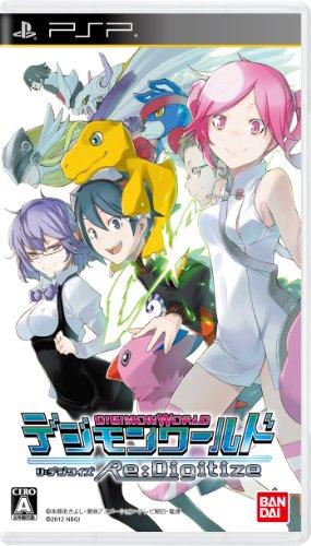Digimon World Re: Digitize (japan import)