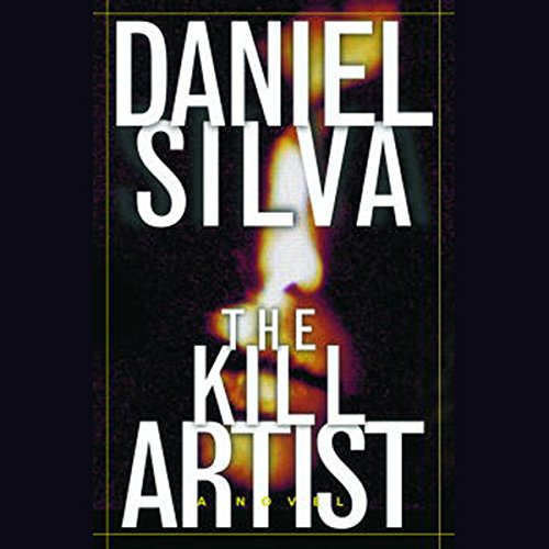 The Kill Artist audiobook cover art
