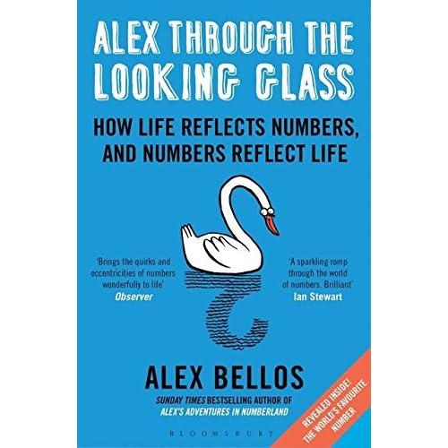 najlepsza wartość najlepiej sprzedający się najlepsza moda Alex Through the Looking-Glass: How Life Reflects Numbers ...