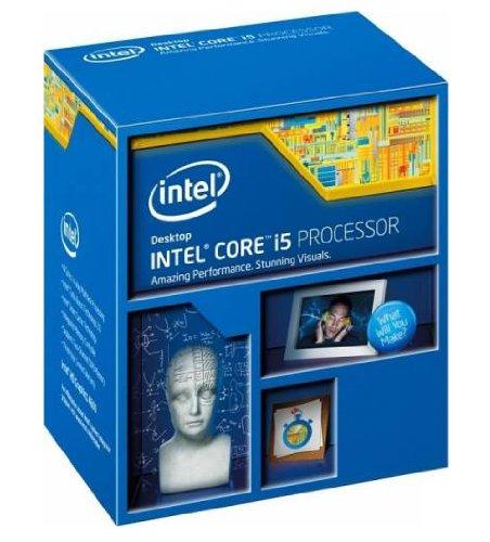 INTEL Core i5-4440 3,1GHz LGA1150 6MB Cache Tray C