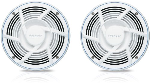 Pioneer TS-MR2040 Marine/Outdoorlautsprecher (200 Watt, 92dB)