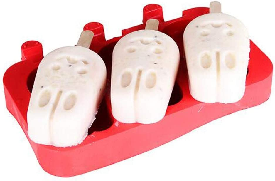Ice Box Popsicle mold Cartoon ice Max 83% OFF homemade Baking cream All items free shipping mol
