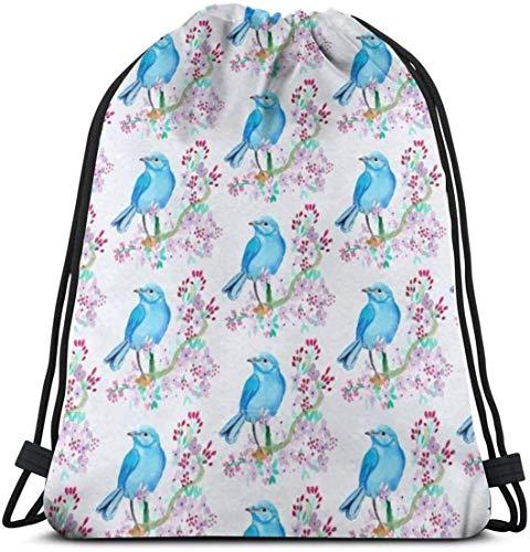 IUBBKI Free Pattern Gym Bag Travel Mochila con cordón Mochila deportiva para hombres y mujeres Bolsa de almacenamiento portátil