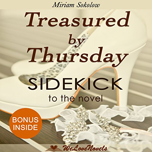Treasured by Thursday: Sidekick to the Catherine Bybee Novel audiobook cover art