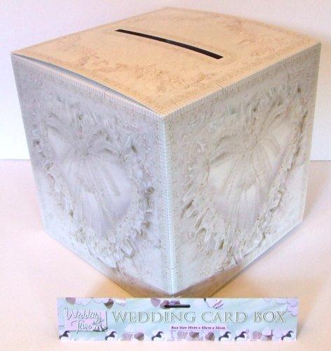 Carte de Vœux en Anglais - Boîte Cadeau - 30 cm
