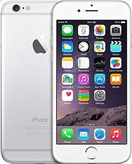 ابل ايفون 6 مع فيس تايم الجيل الرابع ال تي اي، 1 جيجا رام، شريحة اتصال واحدة