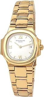 Patek Philippe Nautilus Analog-Quartz Female Watch 4700/51J-001 (Certified Pre-Owned)