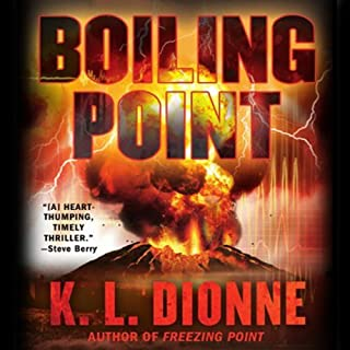 Boiling Point audiobook cover art