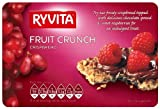 Ryvita Fruit Crunch Crujiente 200 g (Paquete de 10)