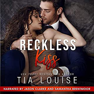 Reckless Kiss cover art