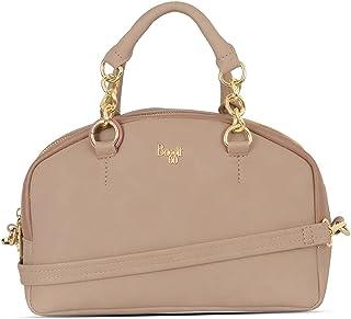 Baggit Women's Bowling Handbag (Pink)