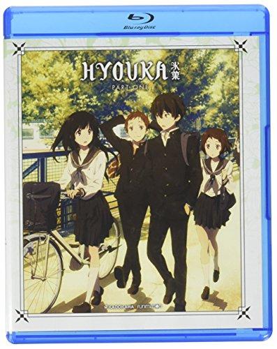 氷菓 パート1 1-11話+OVA1話 北米版 / HYOUKA: Part One