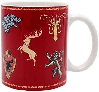 Game of Thrones 320 ml Sigils Mug, Multi-Colour