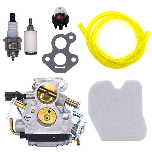 FitBest Carburetor with Air Filter Fuel...