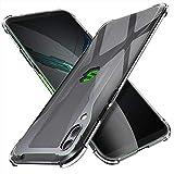 iBetter für Xiaomi Black Shark 2 Hülle, Soft TPU Ultradünn Cover [Slim-Fit] [Anti-Scratch] [Shock Absorption] passt für Xiaomi Black Shark 2 Smartphone